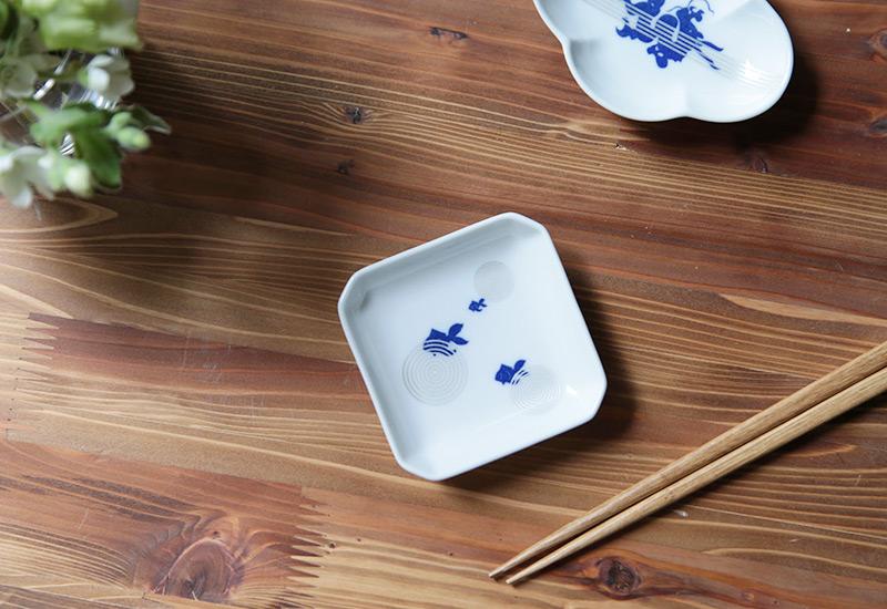 有田焼豆皿